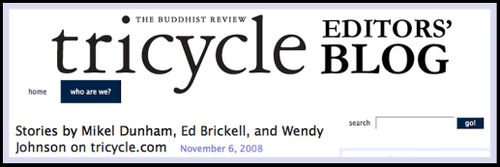 Tricycle blog logo