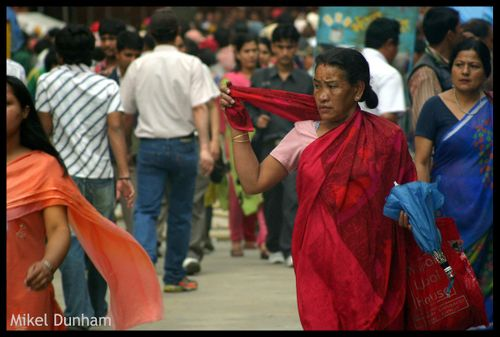 2-orange_red_blue saris