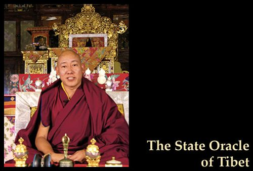 11-State Oracle of Tibet