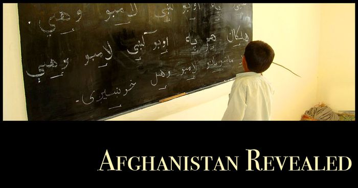 -Afghanistan Revealed