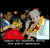Gyanendra_with_supporters